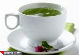 خوردن چای سبز و ورزش درمان کبد چرب است