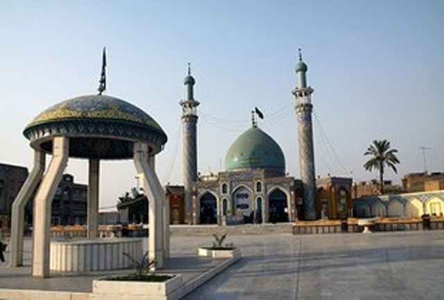 طرح ضیافت الهی در بقاع متبرک خوزستان اجرا می شود