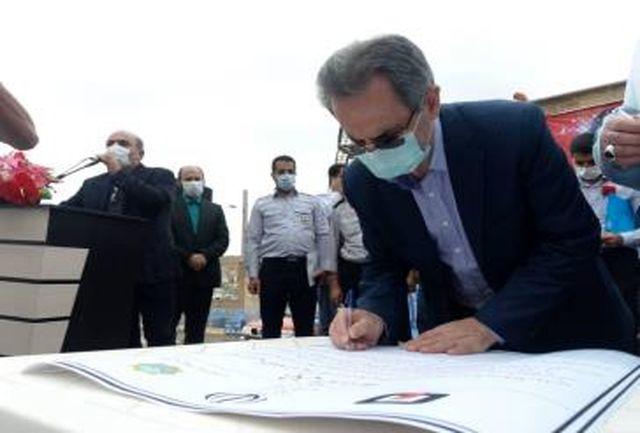 هشدار استاندار تهران نسبت به خطرات سیمکشی برق بازار تهران
