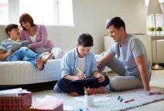تاثیر والدین در پیشرفت تحصیلی فرزندشان