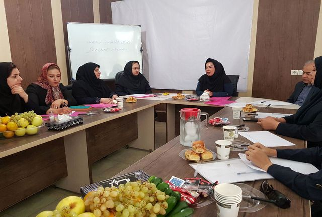 برگزاری دومین جلسه هم اندیشی کارشناسان فرزندخواندگی و شبه خانواده بهزیستی درشهریار
