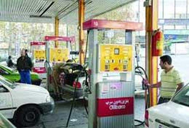 کاهش مصرف بنزین در هفته اول ماه رمضان