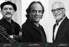 داوران مسابقه عکس آزاد جشنواره تئاتر