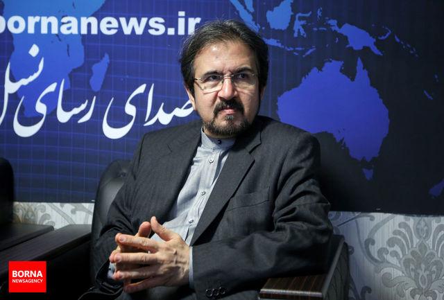واکنش ایران به اظهارات پمپئو علیه فعالیتهای سفارتخانههای ایران