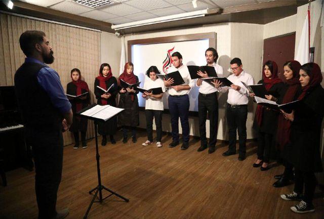 گروه کر صلح نوای شهرآشوب در مسابقات آسیایی سریلانکا حضور پیدا میکند