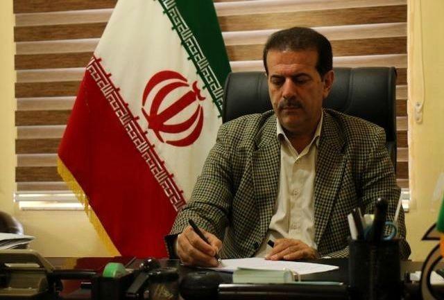 دیدار فرماندار کلاردشت با رئیس و کارکنان اداره ورزش و جوانان شهرستان