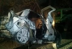 5 کشته بر اثر تصادف در محور زاهدان -زابل