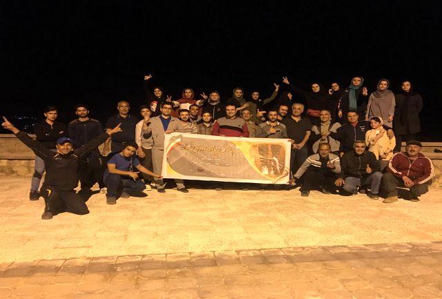 برنامه پیاده روی شبانگاهی و پاک سازی محیط زیست به همت سمن های جوانان برگزار شد