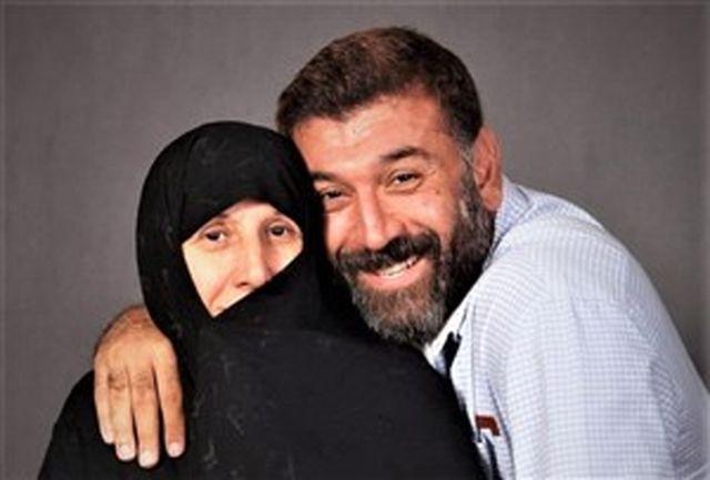 حرفهای تلخ مادر «علی انصاریان»/ تحمل دیدن این سریال را ندارم