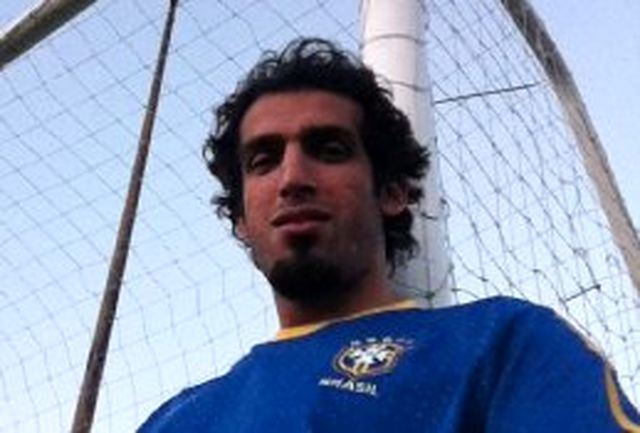 سکوت حامد حدادی پس از حضور در دادگاه!