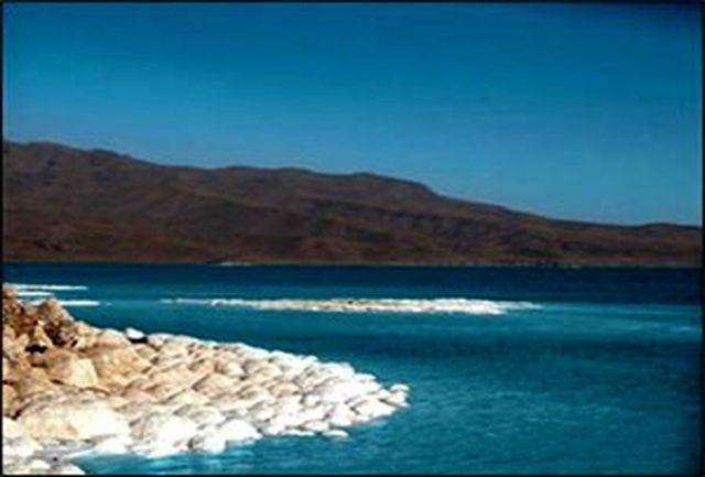 افزایش 5 سانتیمتر تراز آب دریاچه ارومیه
