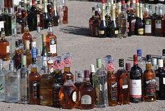 کشف 4000 لیتر مشروبات الکلی سالم !