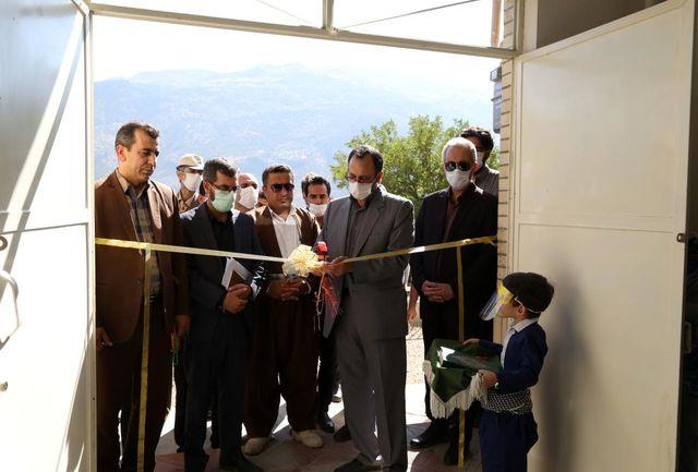 سالن ورزش های زورخانه ای و کشتی پهلوانی شهرستان سروآباد افتتاح شد