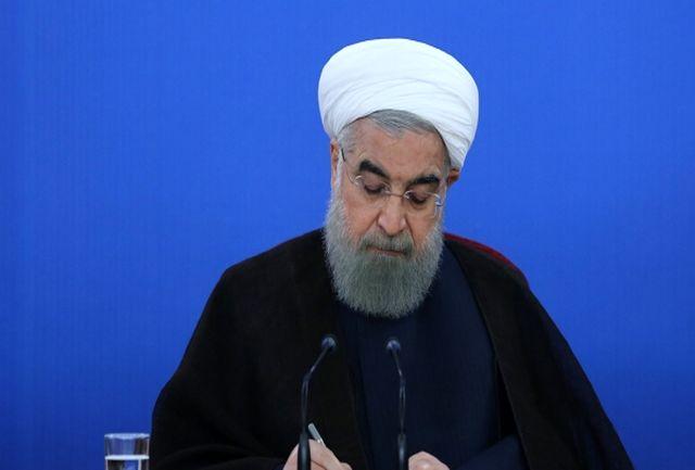 دکتر روحانی به پرویز اسماعیلی تسلیت گفت