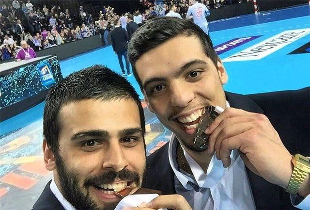 جام اروپایی برای ستاره ایرانی