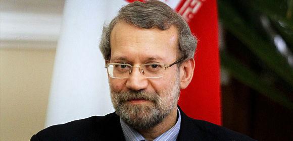 لاریجانی قانون مقابله با اقدامات خصمانه رژیم صهیونسیتی را ابلاغ کرد