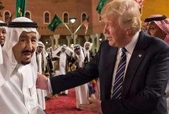 ترامپ باز هم آلسعود را تحقیر کرد