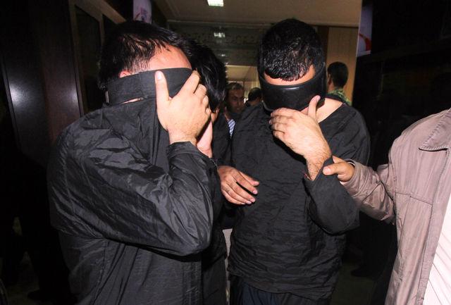 دستگیری خرده فروش مواد مخدر در کرمان