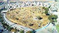 آغاز طرح ساماندهی تپه شیخ سلام در سنندج