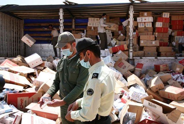 تشکیل ۲ پرونده قاچاق ۱۰ میلیاردی در زنجان