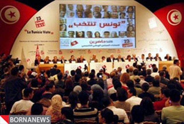 پیروزی حزب اسلامگرای ˝النهضه˝ در انتخابات تونس