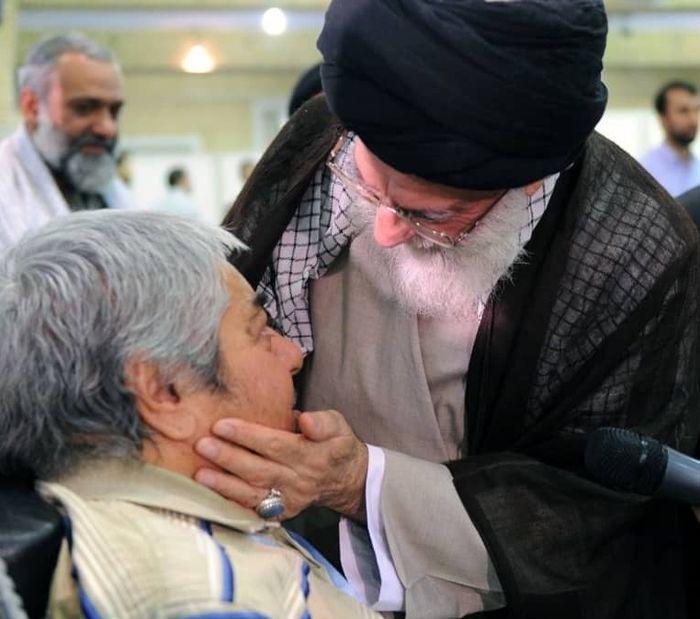 نخستین جانباز انقلاب کرمان دعوت حق را لبیک گفت