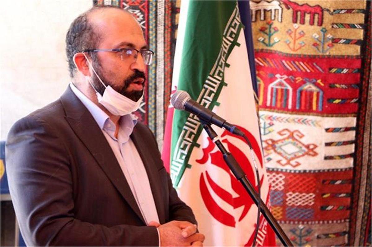 اهدای 21 یخچال به مددجویان کمیته امداد خراسان شمالی توسط شرکت صنعتی گلرنگ