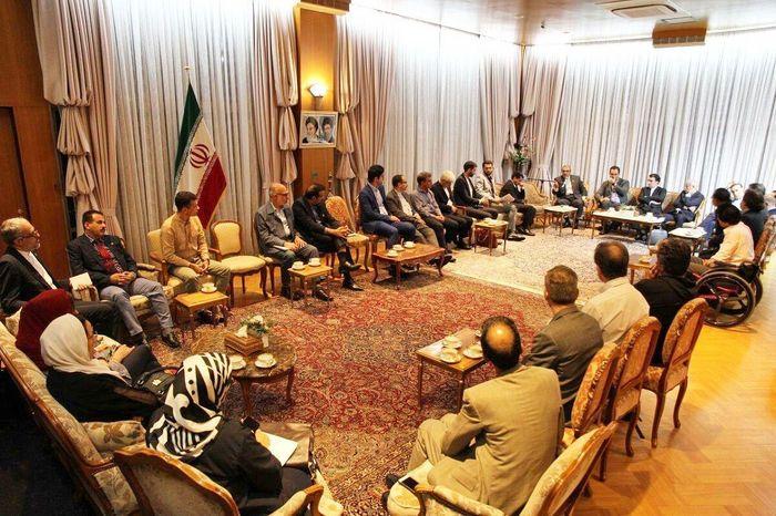 المپیک توکیو بستری برای همبستگی ملی ایرانیان است