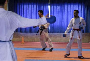 اردو آمادگی بزرگسالان تیم ملی کاراته برای اعزام به مسابقات جهانی