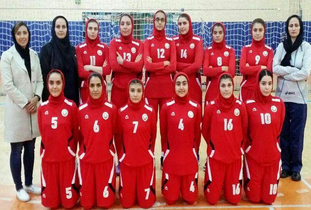 برتری بسکتبال بانوان شهرداری قزوین برابر شهید بهشتی تهران