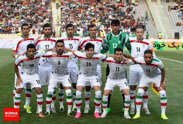 تیم ملی ایران به مصاف قهرمان جهان میرود!