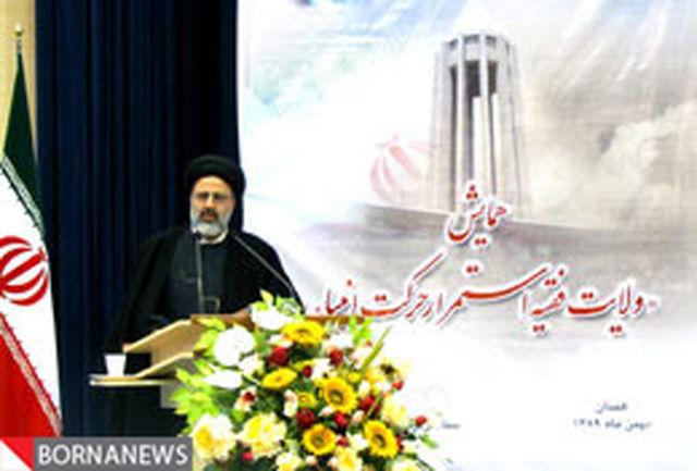 خیزش امروز خاورمیانه به بركت انقلاب اسلامی ایران است