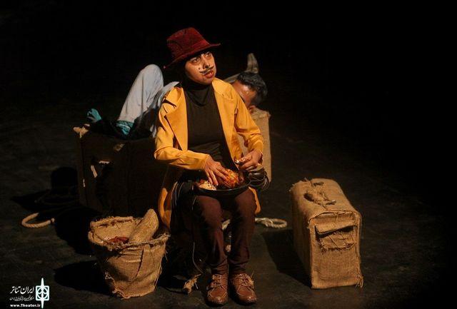 """اجرای نمایش """" همه دزدها دزد نیستند """" در جشنواره تئاتر معلولین خلیج فارس"""