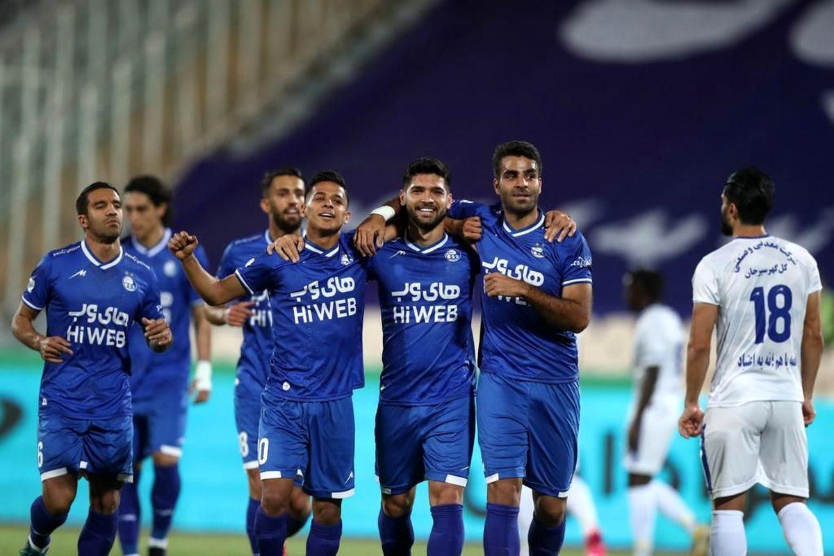 انگیزه منصوریان مقابل استقلال دوچندان است/ تمرکز تیم روی قهرمانی جام حذفی باشد