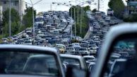 آزادراه تهران_ شمال مسدود است/ترافیک در محورهای چالوس و هراز سنگین است