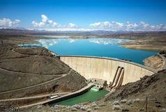خروجی سد زاینده رود افزایش یافت