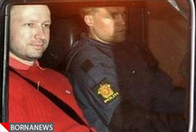 درخواست متهم کشتار های نروژ برای استعفای دولت