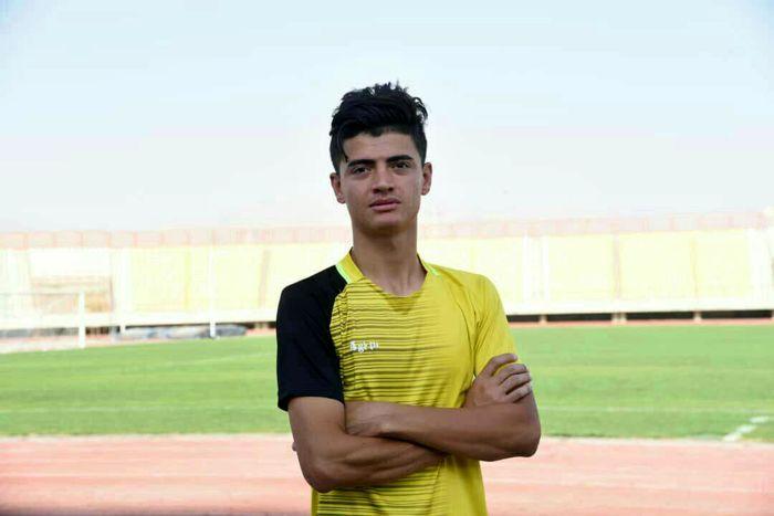 فوتبالیست ناشنوای قزوینی در اردوی تیم ملی