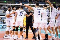 والیبال ایران در چیبا جهانی شد