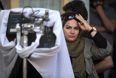 گریم بهرام رادان در فیلم جدید نرگس آبیار رونمایی شد / ببینید