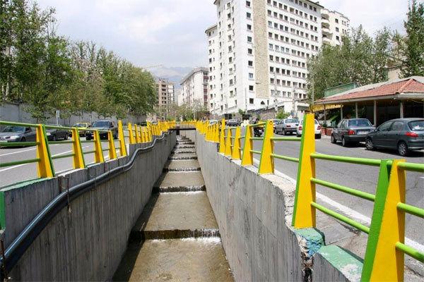 پیشرفت ۲۵درصدی پروژه احداث تونل جمع آوری آبهای سطحی بزرگراه فتح
