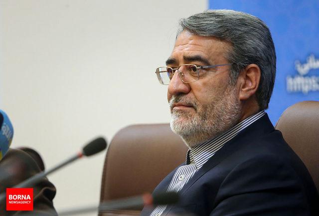 در پی حادثه تروریستی اهواز؛ وزیر کشور جمهوری آذربایجان به رحمانیفضلی تسلیت گفت