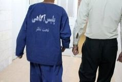 یکی از اراذل و اوباش سرشناس آبیک دستگیر شد