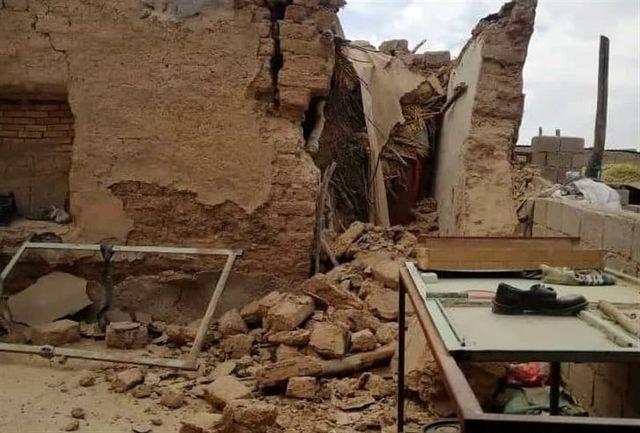 آخرین جزئیات از خسارت زلزله بندر امام حسن بوشهر