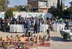 جشنواره فرهنگی غذاهای بومی و محلی مازندران برگزار شد