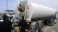 کشف میلیاردی سوخت قاچاق در شرق هرمزگان