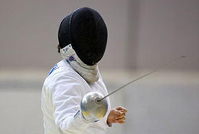 تهران قهرمان مسابقات شمشیربازی قهرمانی جوانان کشور در بخش تیمی اسلحه فلوره