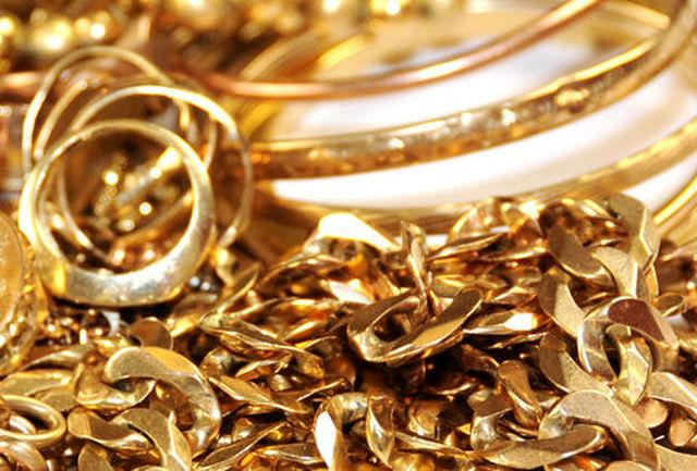 ۴.۵ کیلوگرم طلای قاچاق کشف شد