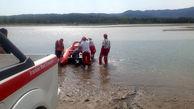 جسد جوان غرق شده پس از سه روز پیدا شد