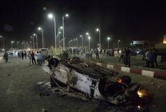 جزئیات تصادف مرگبار تانکر سوخت با اتوبوس مسافربری در سنندج/ببینید